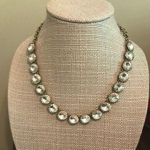 J crew Venus Flytrap necklace